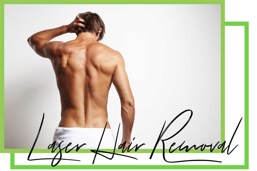 laser hair removal for men miami